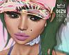 Snapback Hair#16 Green