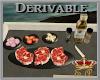 E.A. Deriv Steak Prep