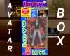 AVATAR DOLL BOX  9.99