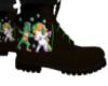 Unicorn St Patty Boots