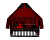 RED/BLACK CRIB