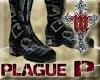 """(M)PLAGUE """"P"""" BOOTS"""