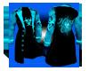 Baby Blue Rave Jacket