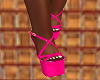 FG~ Sexy Hot Pink Heels