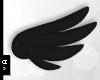Ⓐ Black Mini Wing