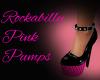Rockabilly Pink Pumps