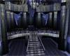 Blue castle room