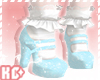 Kol Shoes Valentine Pink