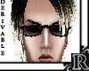 [R] Black glasses
