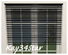 Black Wooden Mini Blinds