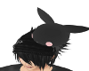Black Chibi Bunny