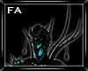 (FA)Collar Spikes Ice