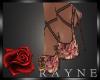 Quey heels brown