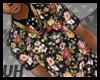 Floral Button Up