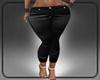 Black Low Cut Jeans