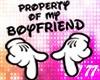 Property Boyfriend Male