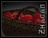 [Z] Basket+Apples red