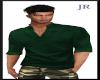 [JR] Stylish Silk Green