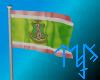 )L( AKA standing Flag