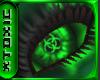 Toxic Biohazard Eyes F