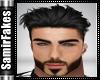 SF/Mauro Black Hair