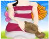 Child Striped Dress :D