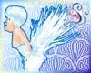 [LF] Masq Feathers Blue