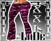 KAMO XL Pink Flares