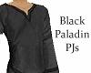 Paladin PJs Black