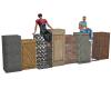 8-Pose Blocks for Groups