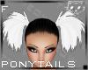 White Ponytails :KSA: