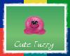 Pink Cute Fuzzy