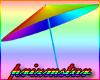 Rainbow Beach Umbrella