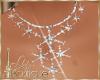 Silver Winter necklaces