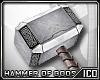Mjölnir (Thor Hammer)
