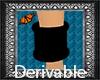 (BFD) Beveled Cuff Set