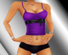 Purple cami set
