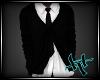 HT‼ Suit&Tie Black
