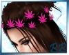 Weed Crown - Pink