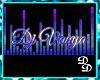DJ Vanya Floor Sign