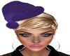 Xmas-Purple Hat