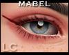 LC Mabel Pink Red Eyes