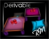 Twin Tables Derivable