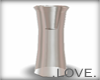 .LOVE. Huge Vase Pnk
