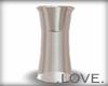 .LOVE. Huge Vase Pnk