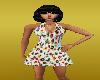 flower sommer dress