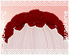 Rose Headband |Red