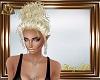 AD! Liz Blonde  updo 53