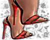 K®Alice Shoes RED