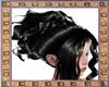 Glitter Hairstyle
